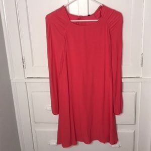 NWT Zara Trafaluc Collection Red Dress Size XS